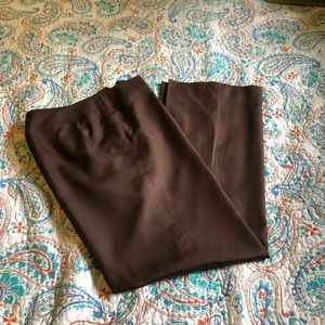 Talbots Silk Trousers
